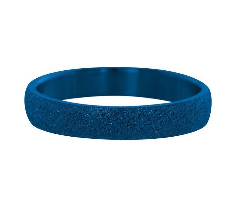 iXXXi Füllring 4 mm Sandgestrahlt blau