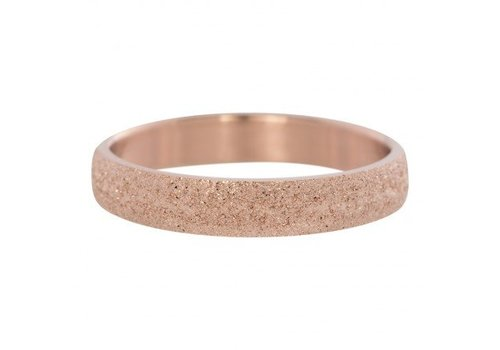 iXXXi Füllring 4 mm Sandgestrahlt rosegold