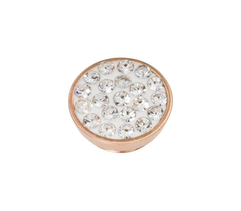 iXXXi Top Part Crystal Stones rosegold