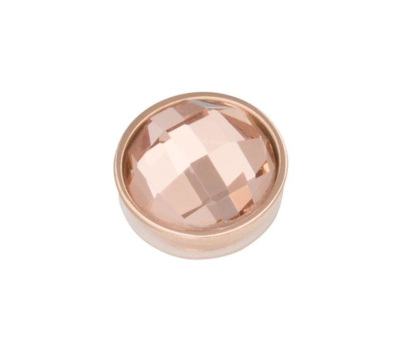 iXXXi Top Part Facet Champagne rosegold