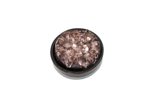 iXXXi Top Part Drusy Copper schwarz