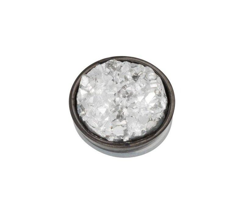 iXXXi Top Part Drusy Crystal schwarz