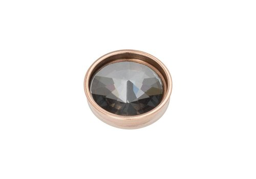 iXXXi Top Part Pyramid Black Diamond rosegold