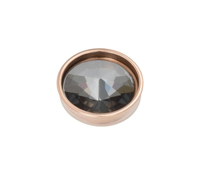 iXXXi Top Part Pyramid Black Diamond rosegold