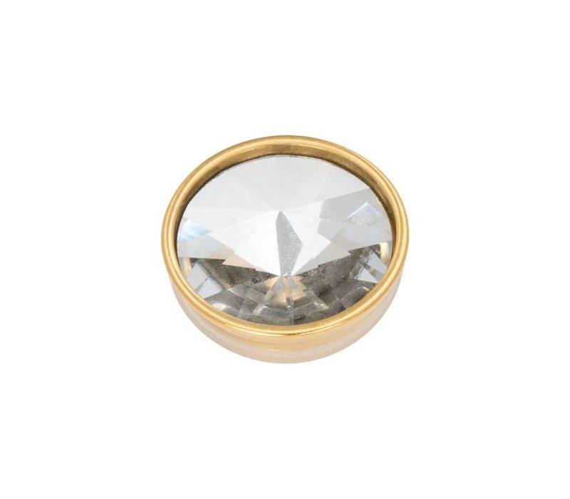 iXXXi Top Part Pyramid Crystal gold