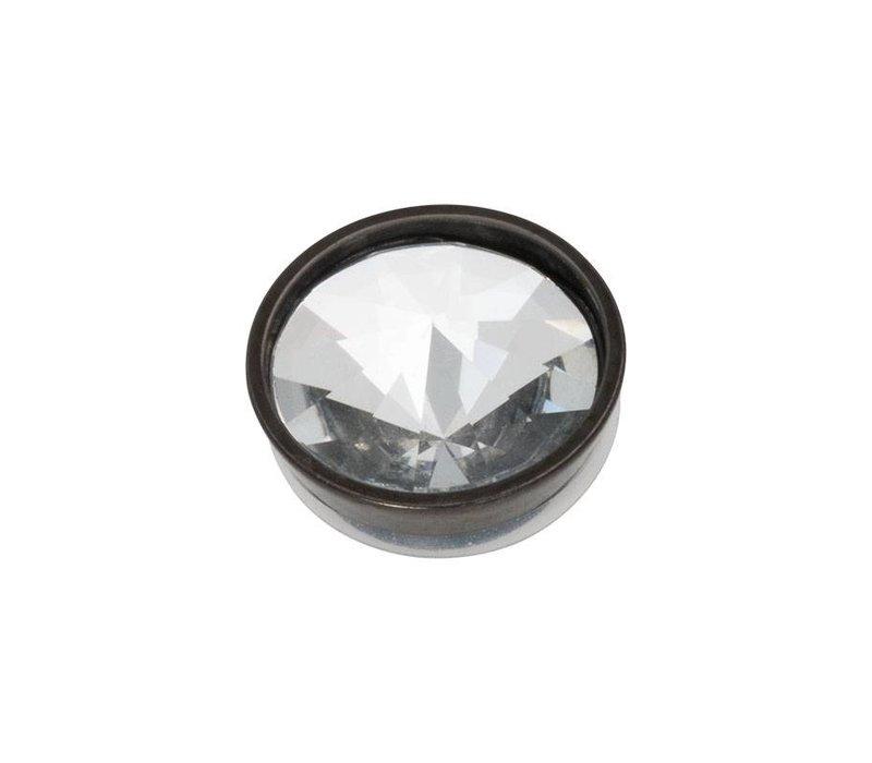 iXXXi Top Part Pyramid Crystal schwarz