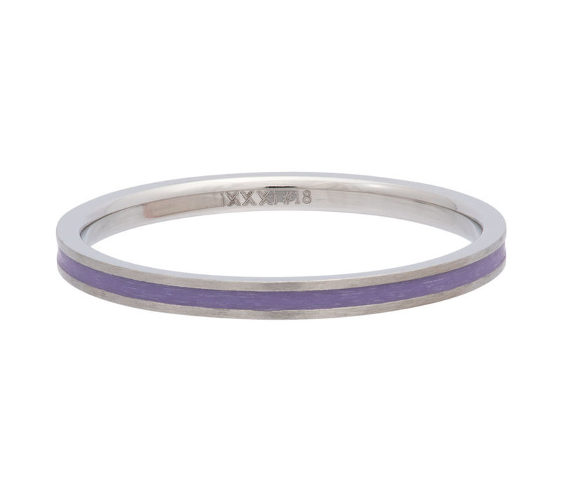 iXXXi Füllring 2 mm Line Purple