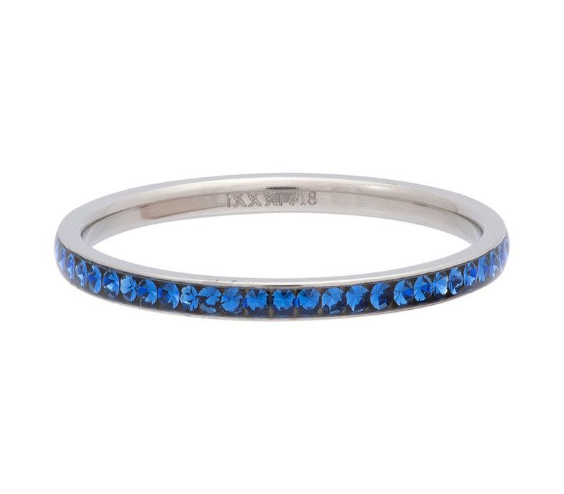 iXXXi Füllring 2 mm Zirconia Capri Blue