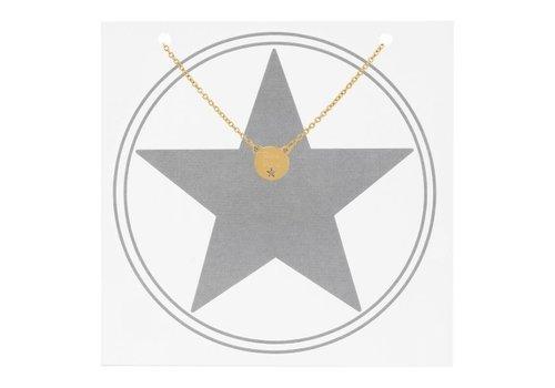 iXXXi Halskette Shine like a star gold