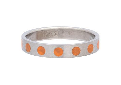 iXXXi Füllring 4 mm Round Orange