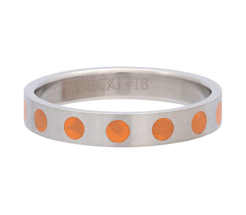 iXXXi Füllring 4 mm Round Orange