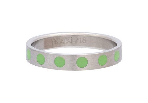 iXXXi Füllring 4 mm Round Green