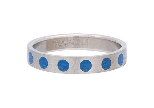 iXXXi Füllring 4 mm Round Blue