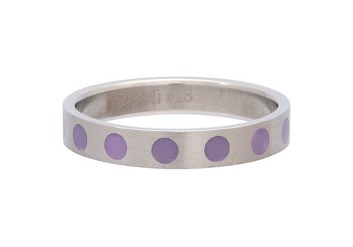 iXXXi Füllring 4 mm Round Purple