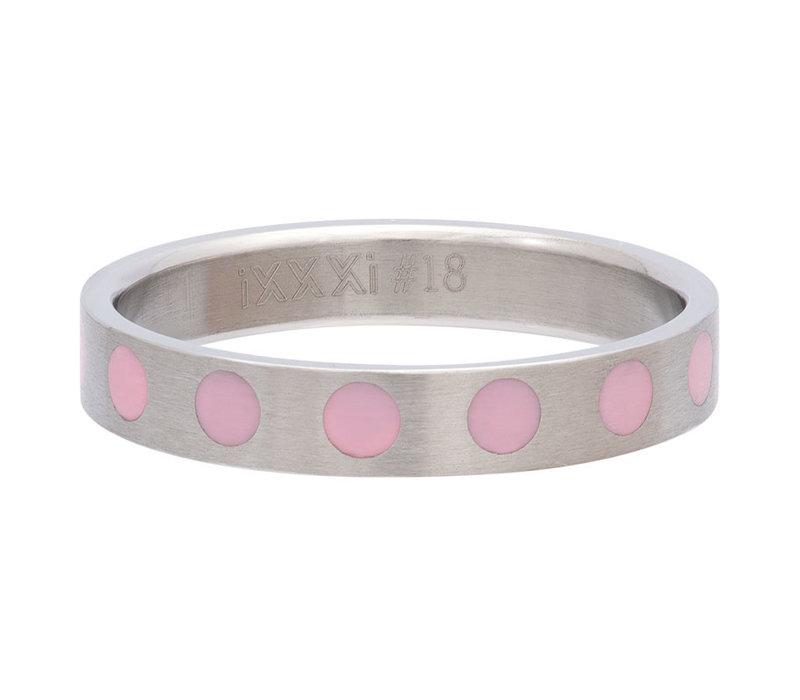 iXXXi Füllring 4 mm Round Pink