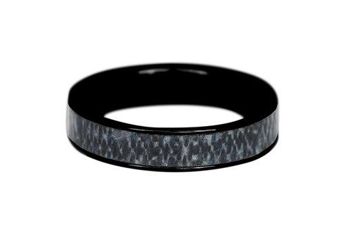 iXXXi Herren Füllring 6 mm Jeans schwarz