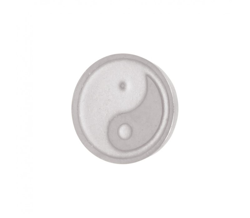 iXXXi Top Part Yingyang silber