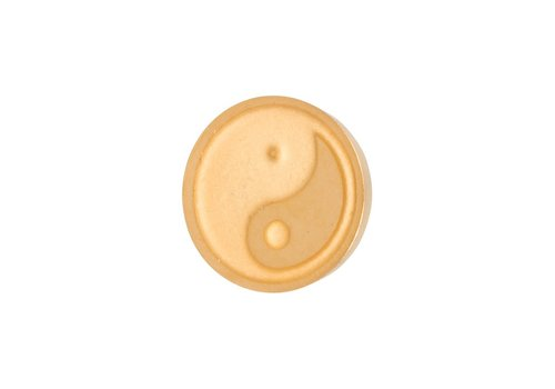 iXXXi Top Part Yingyang gold