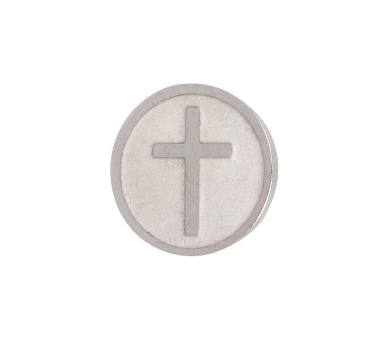 iXXXi Top Part Cross silber