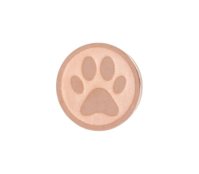iXXXi Top Part Dog Foot rosegold