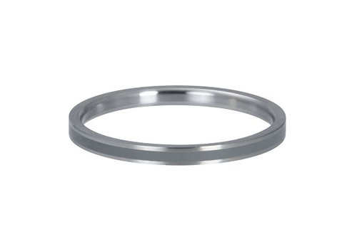 iXXXi Füllring 2 mm Line grey