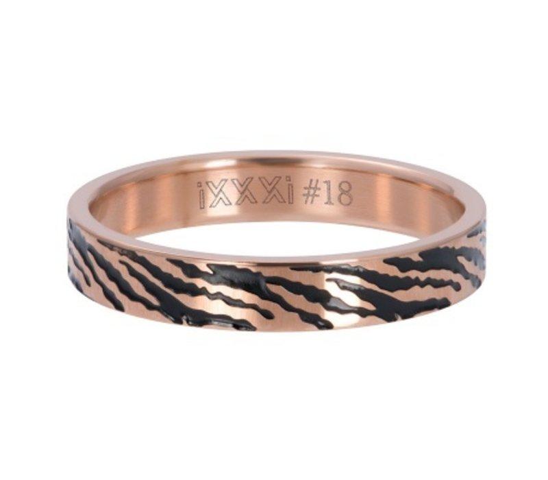iXXXi Füllring 4 mm Zebra
