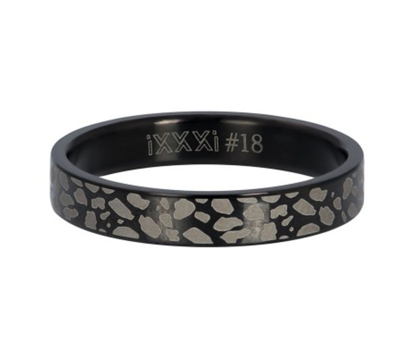 iXXXi Füllring 4 mm Black panther