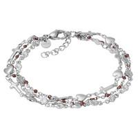 iXXXi Armband Bracelets Ghana silber-braun