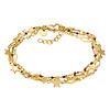 iXXXi Armband Bracelets Kenya gold-braun