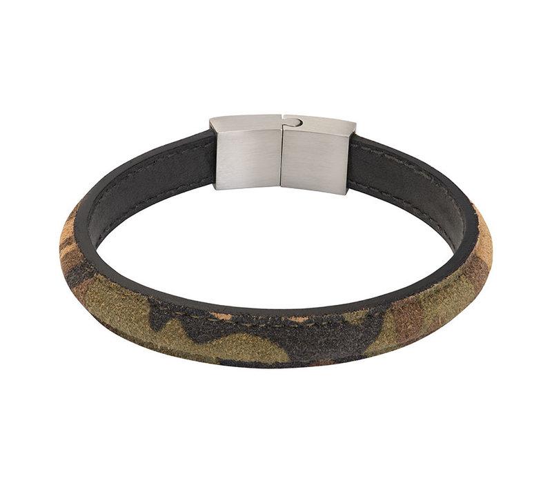 iXXXi Herren Armband camouflage