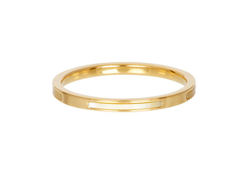 Füllring 2 mm Bonaire gold