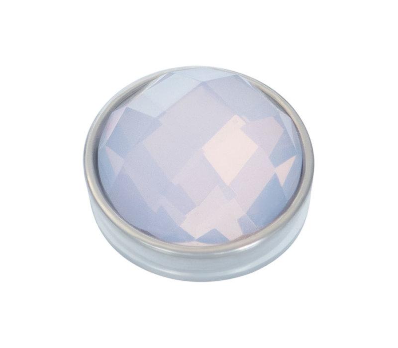 iXXXi Top Part facet opal silber