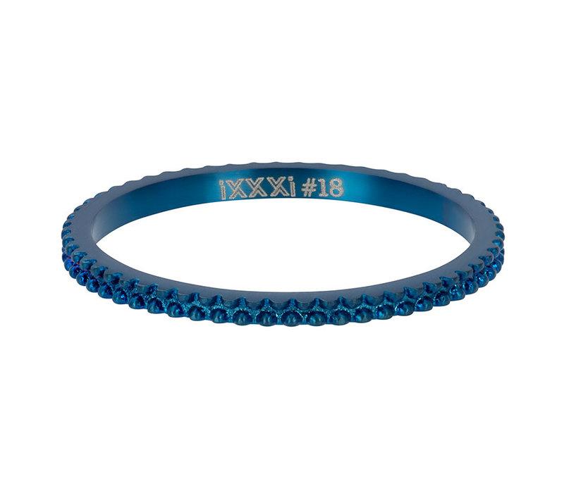 iXXXi Füllring 2 mm Caviar blau