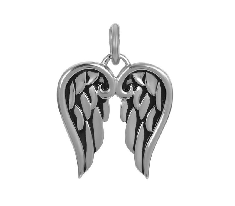 Kettenanhänger  Wings silber