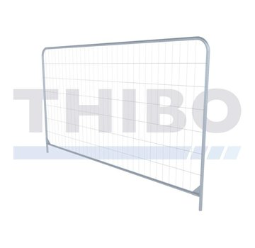 Thibo Round Top mobile fence