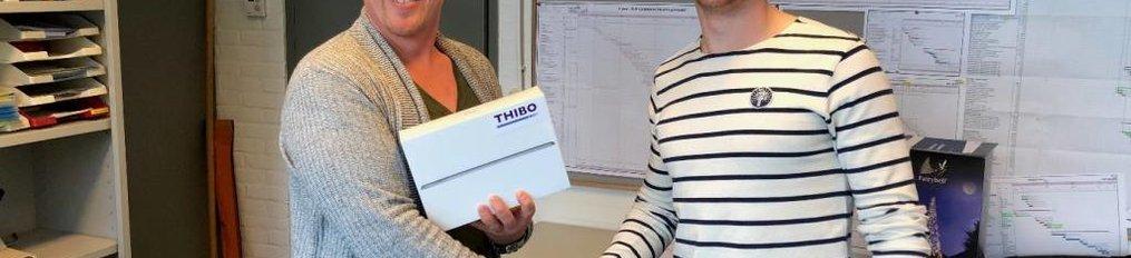 De weg naar Thibo Online