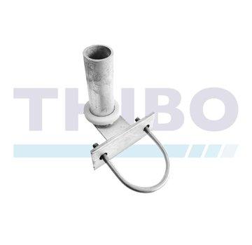 Thibo Hinge for tube Ø60 mm