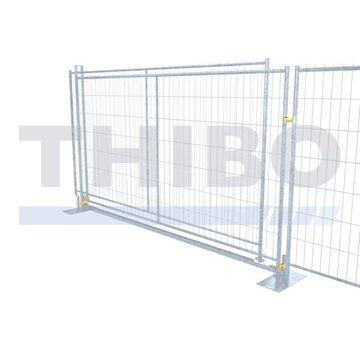 Thibo Ensemble de portail coulissant