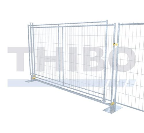 Thibo Sliding gate set, manually operated