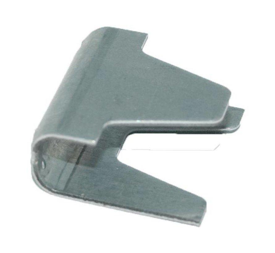 Verzinkte vertex bevestigingsclips voor steenkorven of gaaspanelen