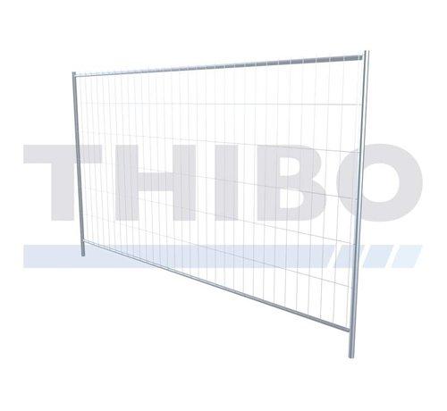 Budget mobile fence - pre-galvanized