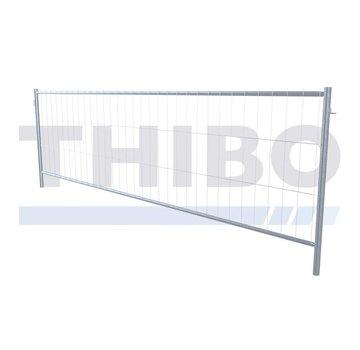 Thibo Clotûre de chantier bas