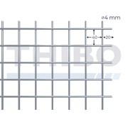 Mesh panel 3000x1000 mm - 40x40x4,0 mm