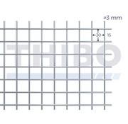 Mesh panel 2500x1250 mm - 30x30x3,0 mm