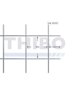 Thibo Gaaspaneel 3 x 2 meter - 100 x 100 x 4,0 mm