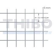 Thibo Stahlmat 3000x2000 mm - 50x50x3,0 mm