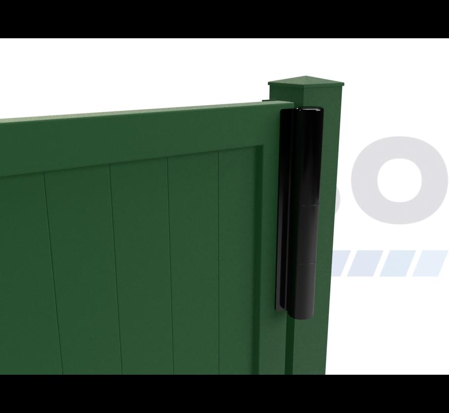 Einfaches design Drehtor Modius Trento V10