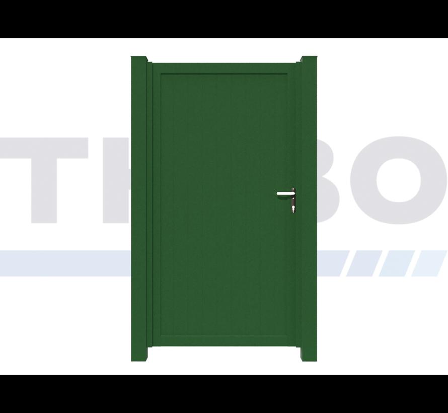 Single design Swing gate Modius Trento V10