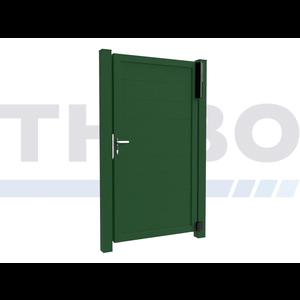Hitmetal Single swing gate Modius Trento H20
