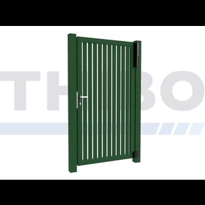 Hitmetal Single swing gate Modius Trento V60